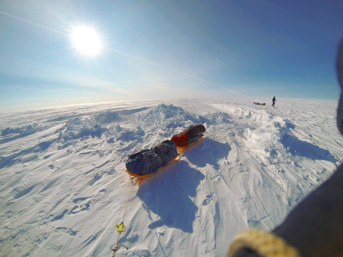 Grönlandi átkelés