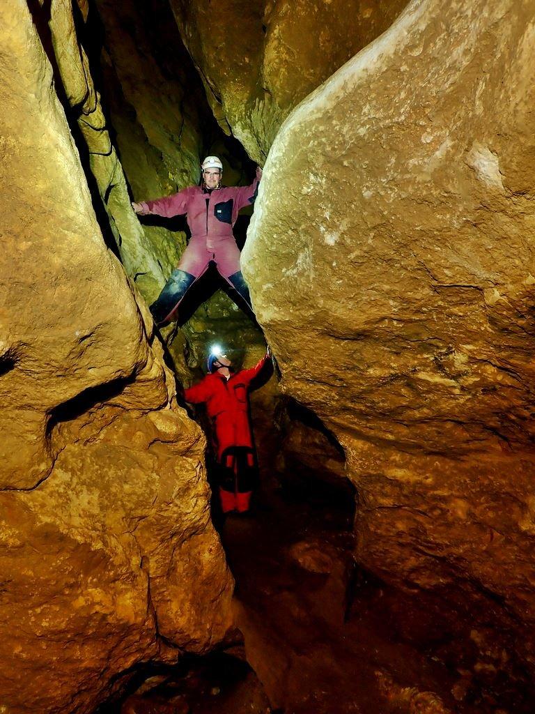 A Mátyáshegyi barlangban