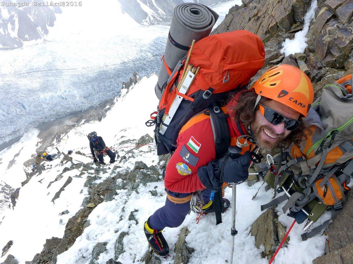 K2 Abruzzi hangulat