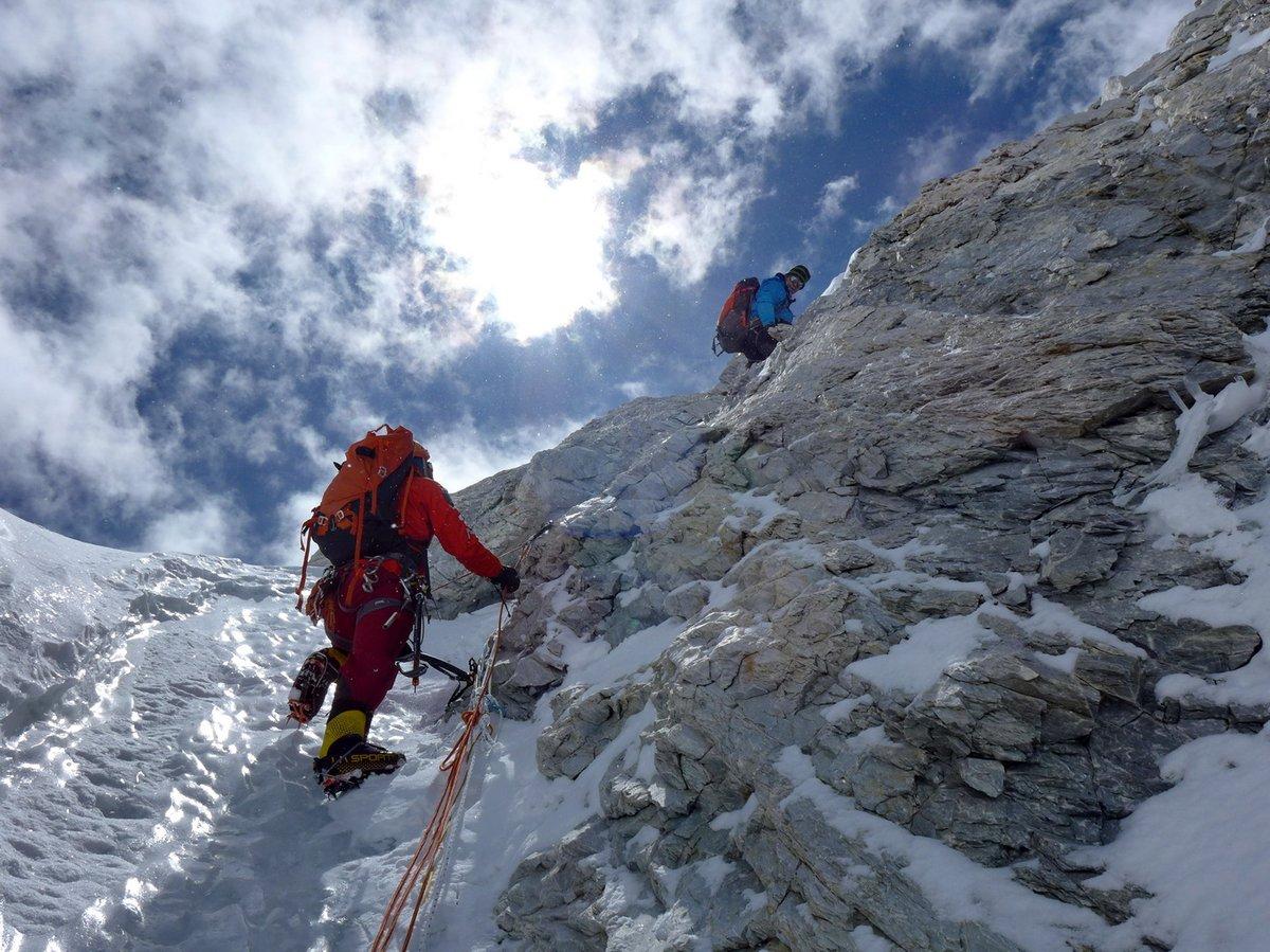 Gasherbrum I - Japán-kuloár 1