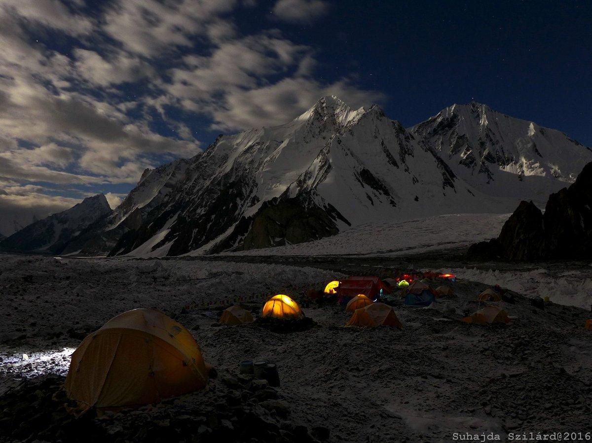 K2 alaptábori csendélet