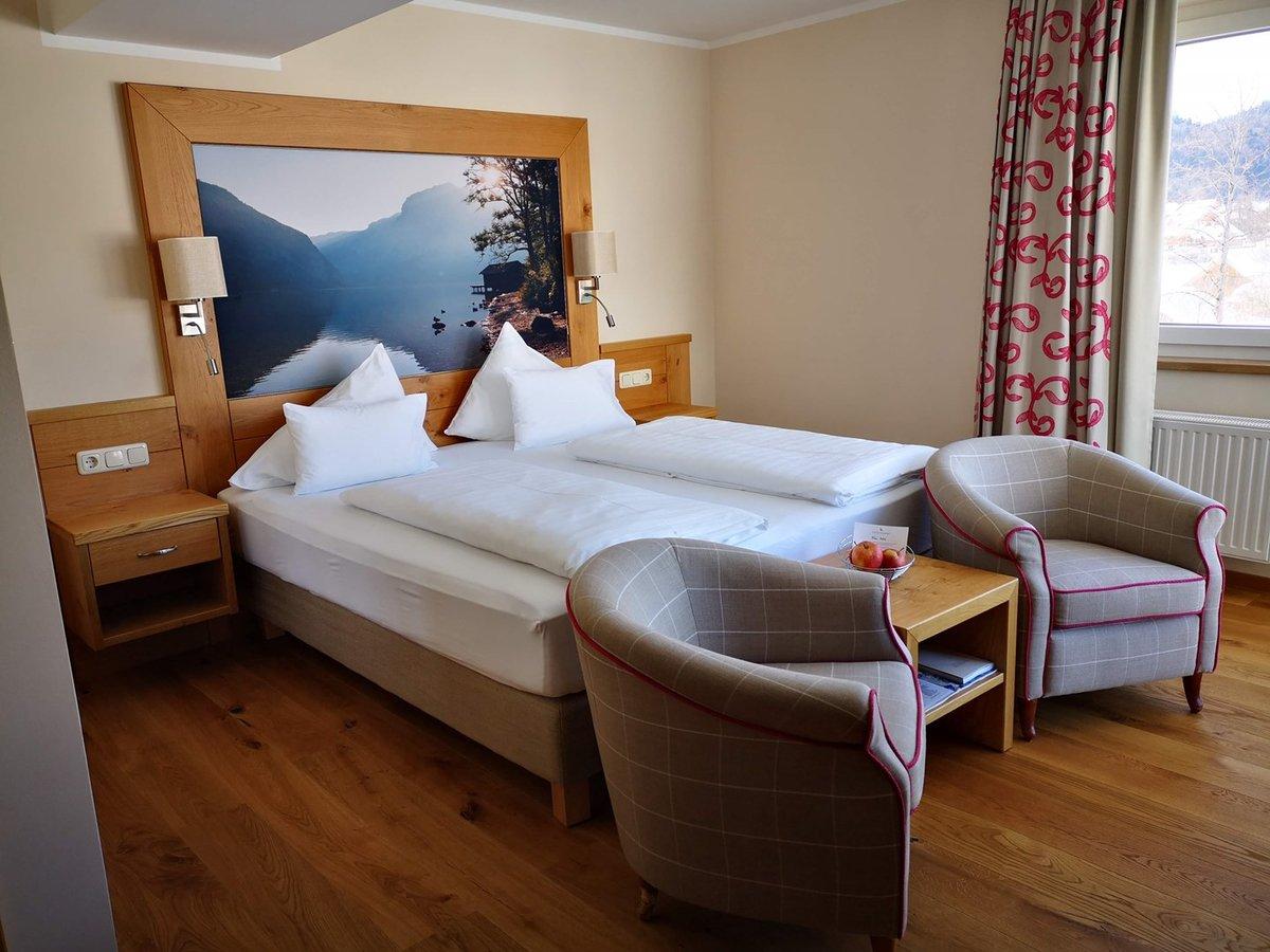 A Seevilla 4*-os Superior hotel egyik szobája