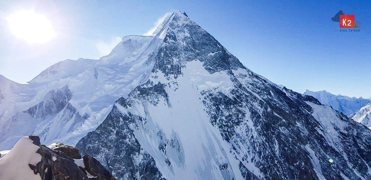 A szomszédos Broad Peak