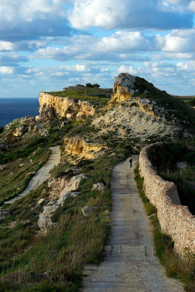 Máltai táj
