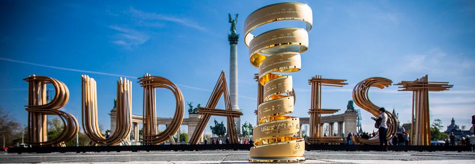 Nem vicc: tényleg Budapestről rajtol a 2020-as Giro d'Italia