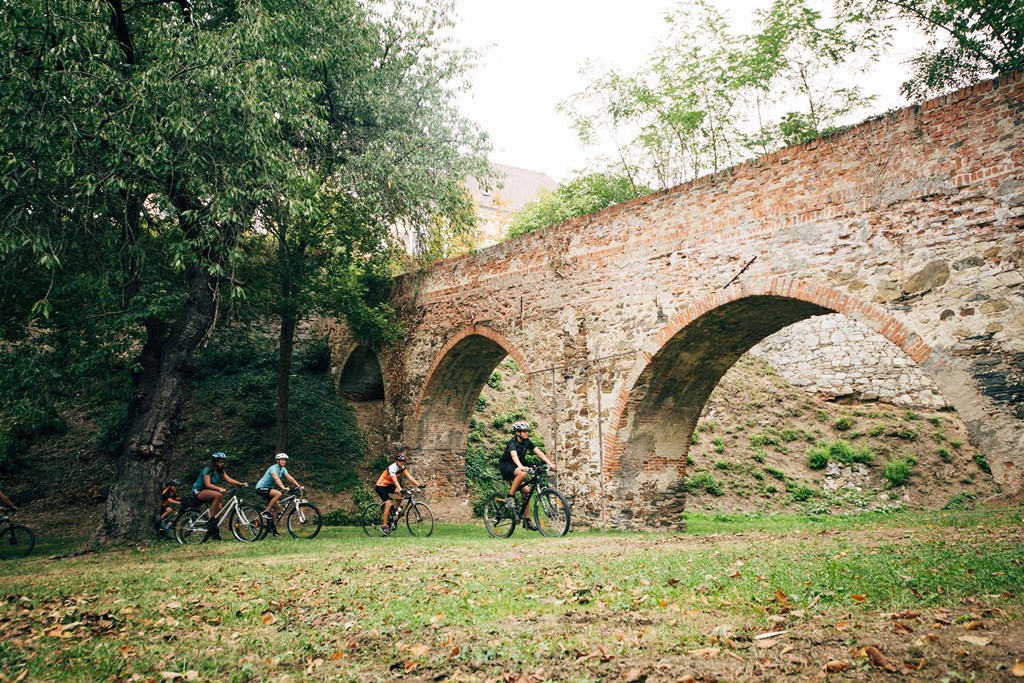 Vasfüggöny kerékpárút EuroVelo 13
