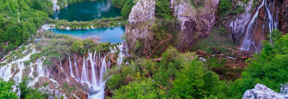 Előregisztrációhoz kötött látogatás a Plitvicei-tavaknál