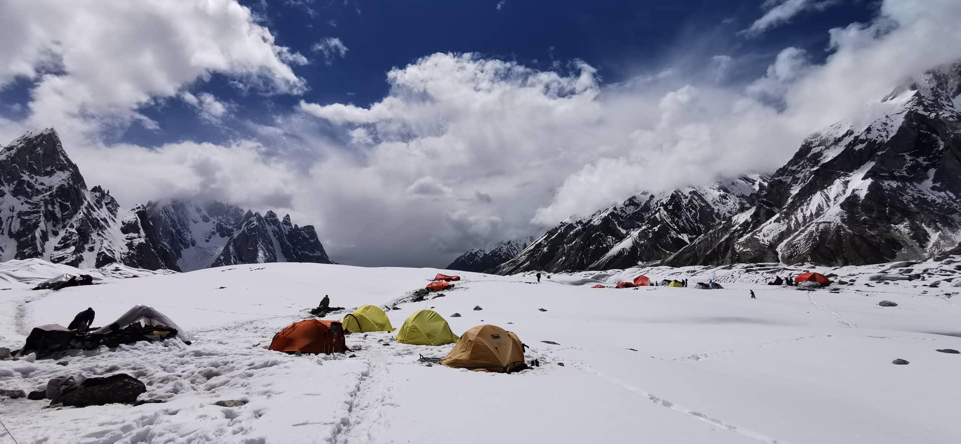 Tábor a Konkordián