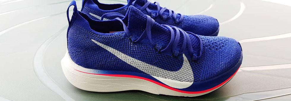 Nike Zoom Vaporfly 4% teszt