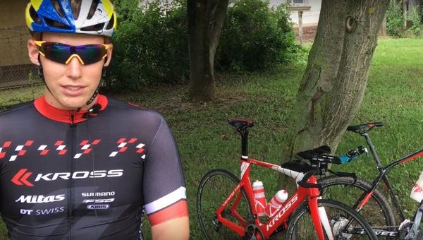 Egy triatlonista bringaflottája