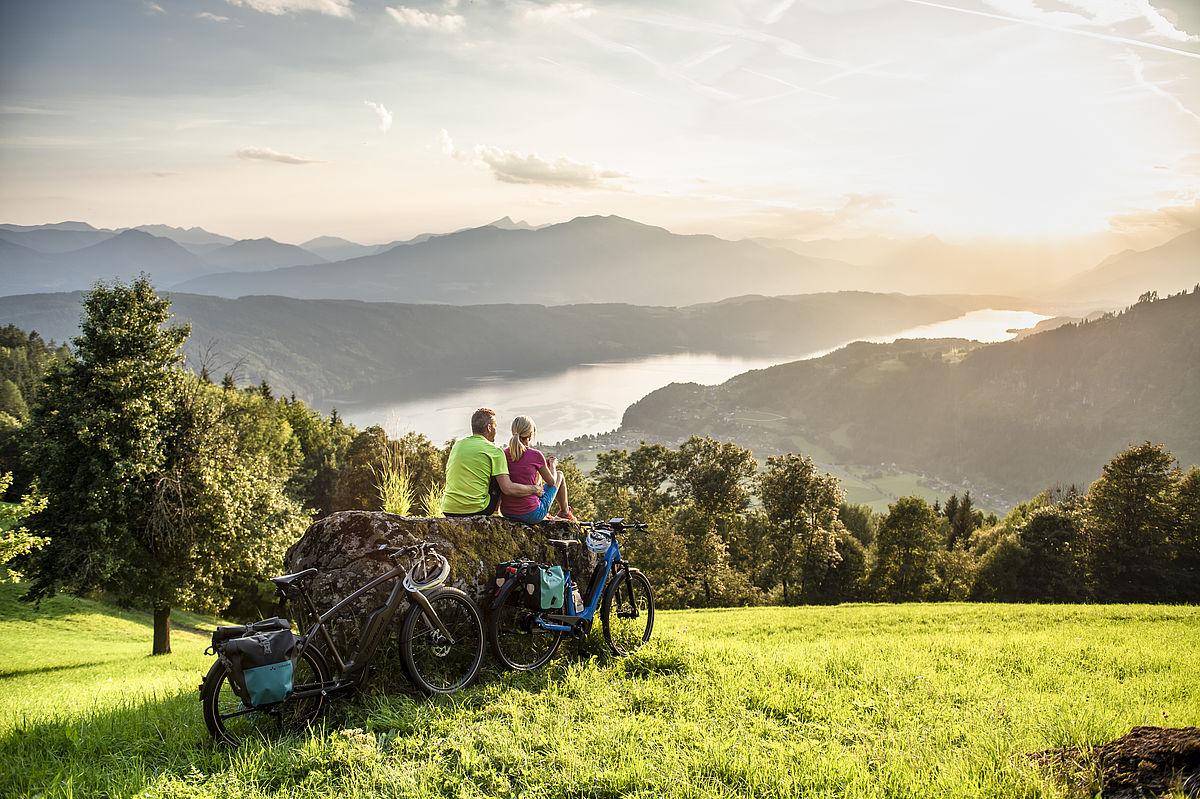 Nagy karintiai tókerülő túra második szakasz: Millstatti-tó