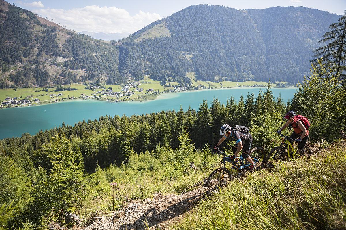 Nagy karintiai tókerülő túra második szakasz: Weissensee Trail