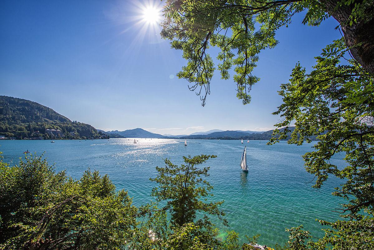Nagy karintiai tókerülő túra ötödik szakasz: Wörthi-tó