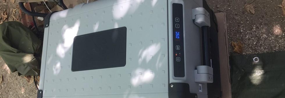 Dometic 50 wattos mobil hűtő
