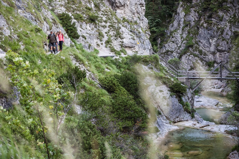 Ötscher Tormauer Természeti Park