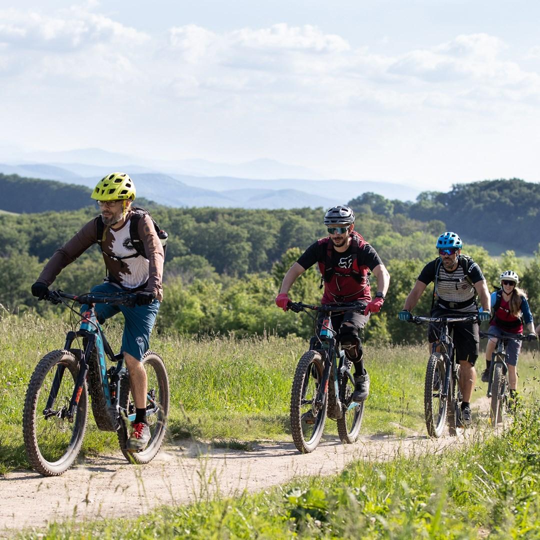 1250 km-nyi Mountainbike élmény a Bécsi-erdőben