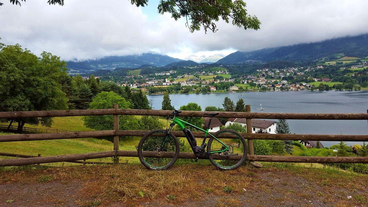 Millstatti-tó tókerülő túra