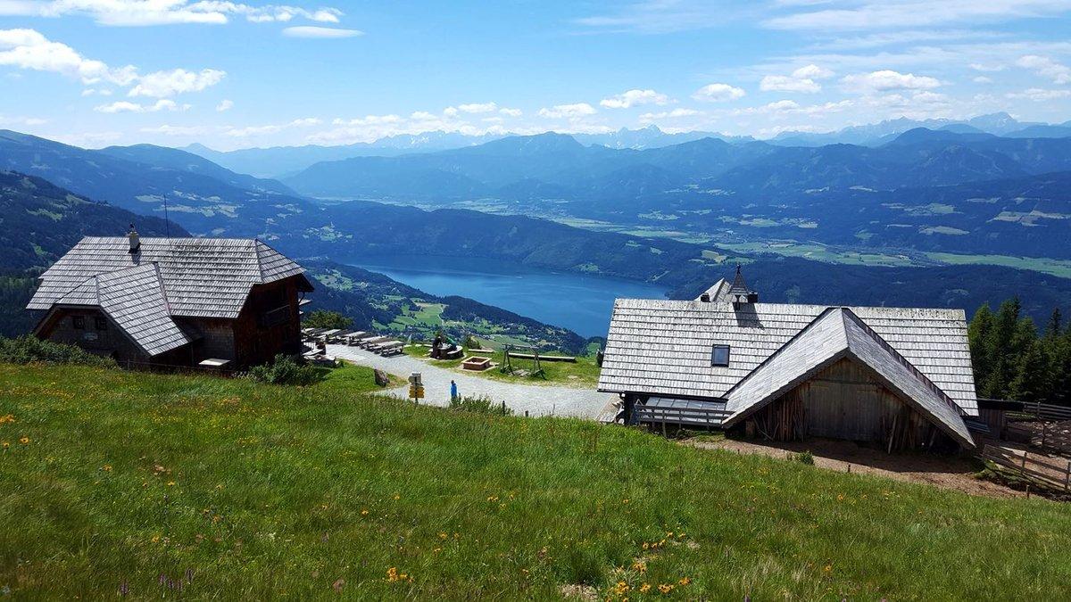 Az Alexanderhütte és a Millstatti-tó