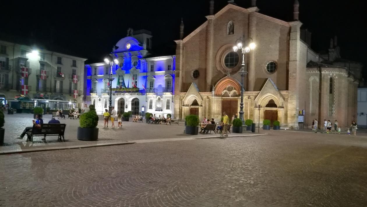 Asti főtere