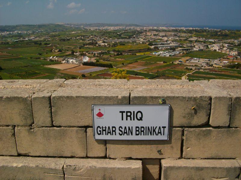 Triq Ghar San Brinkat