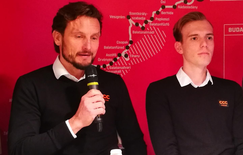 Piotr Wadecki és Valter Attila