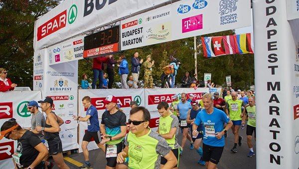 Budapesté a világ egyik legjobb maratonija