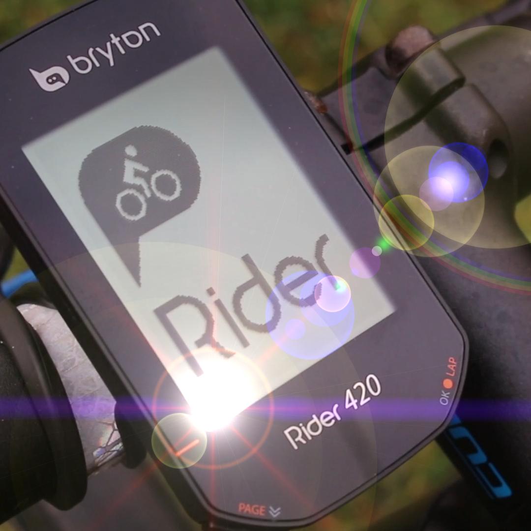 Bryton Rider 420 teszt
