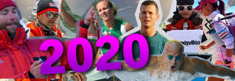 Nagymenő sportolóink újévi fogadalmai