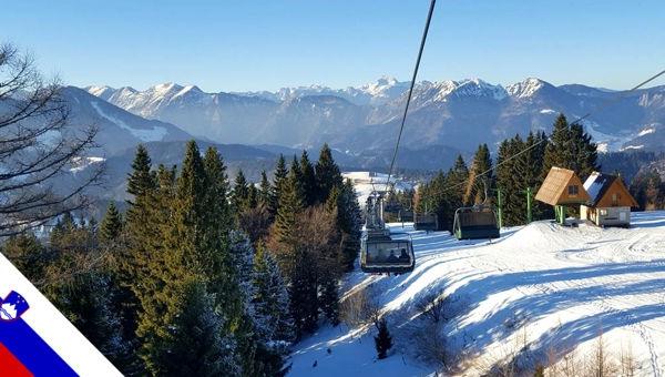 Síelés Szlovéniában