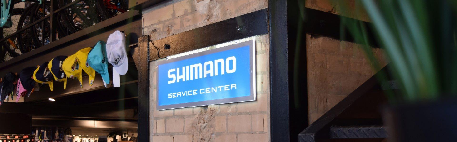 Ilyen az első Shimano Service Center