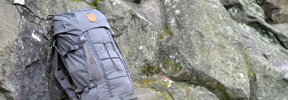 Egy jó túratárs - Fjällräven Singi 48