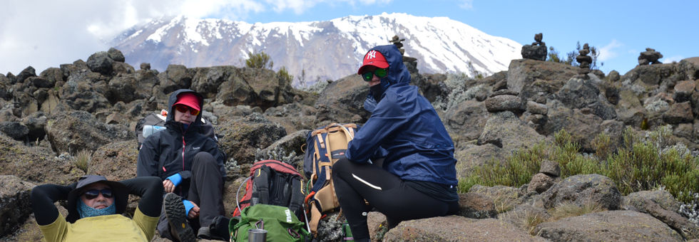 Így másztuk meg a Kilimandzsárót