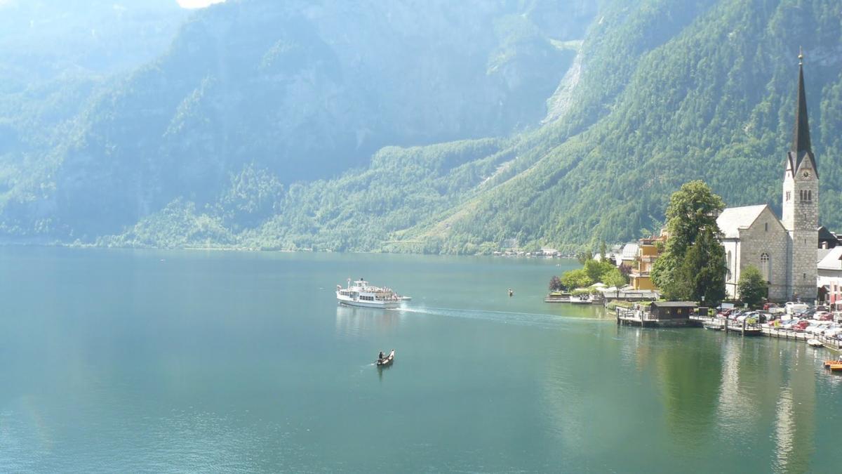 Salzkammergut, Ausztria talán legnagyobb csodája-2