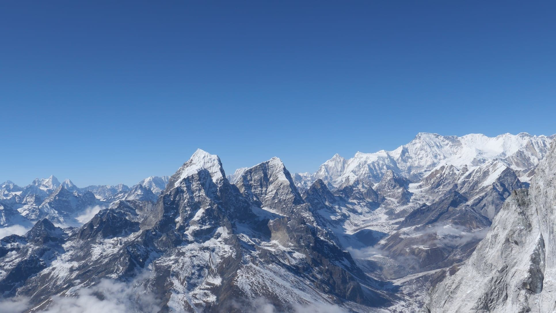 Himalájai panoráma