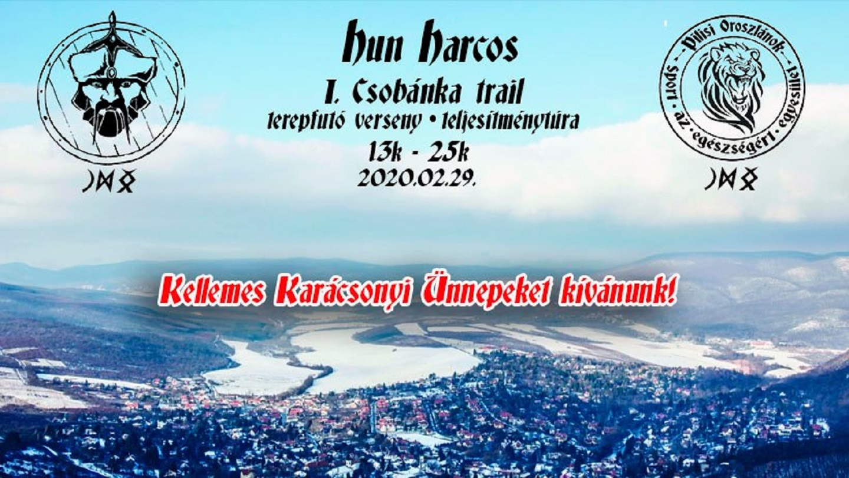 I. Csobánka trail