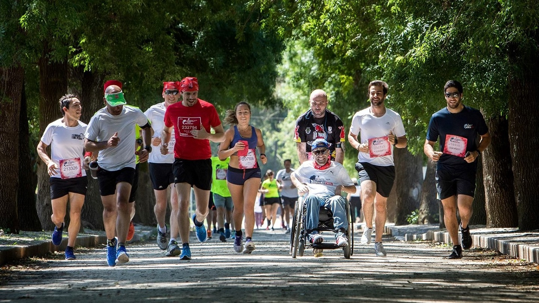 Wings for Life World Run - APP RUN - Budapest 2020