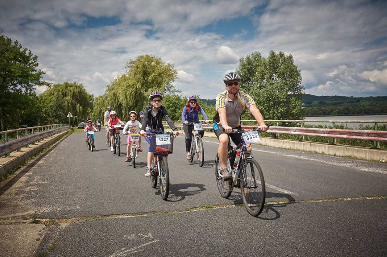 Karos Spa Kis-Balaton kerülő családi bringatúra (33 km)