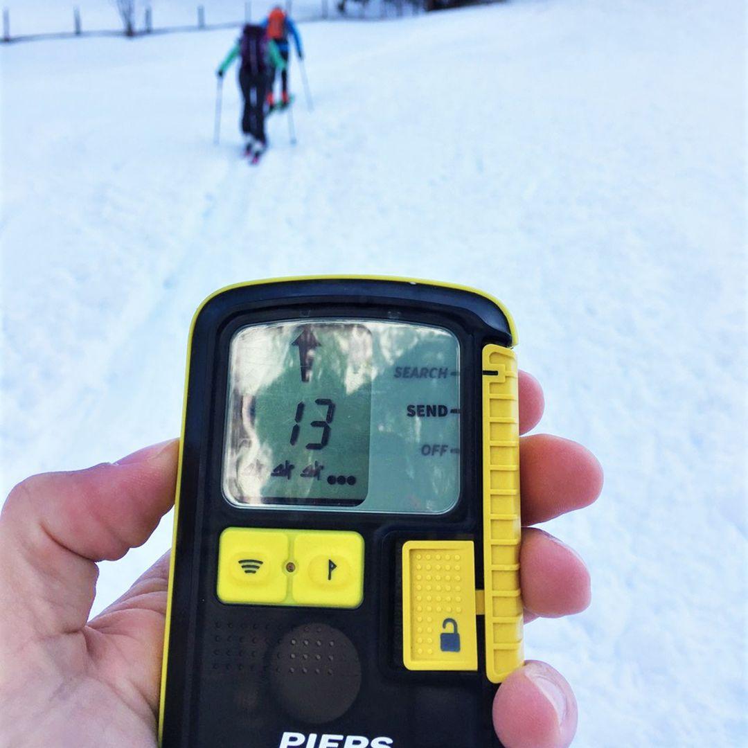 Már a lavinajeladó is lehet okos: Pieps Pro BT