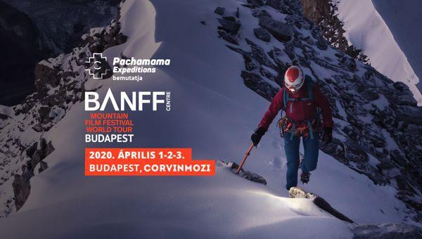 Áprilisban újra Banff Hegyifilm Fesztivál!