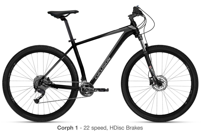 Cyclision Corph 1