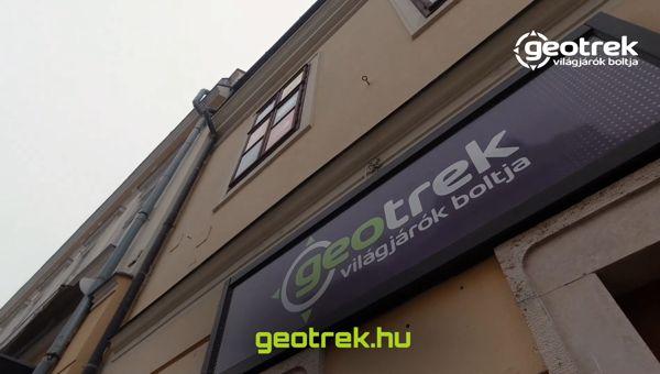 Geotrek világjárók boltja