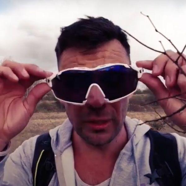 Rudy Project Cutline sportszemüveg teszt