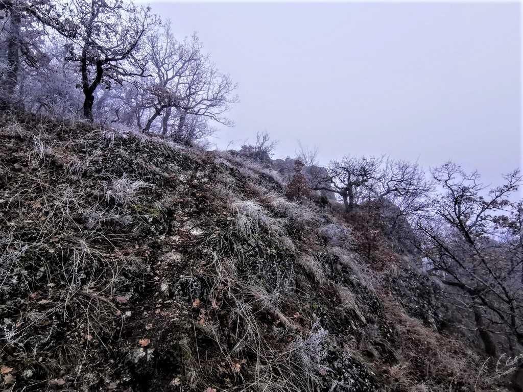 A Kis-Farkas-kői sziklák és a Juháy barlanglakás