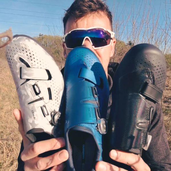 Mit tud egy gravel- és egy ebike kerékpáros cipő?