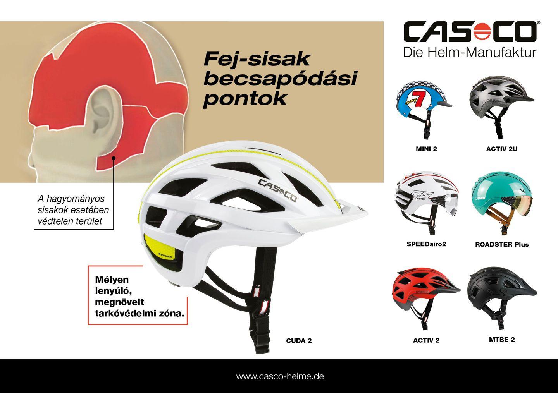 Melyik Casco bukósisakot választod?