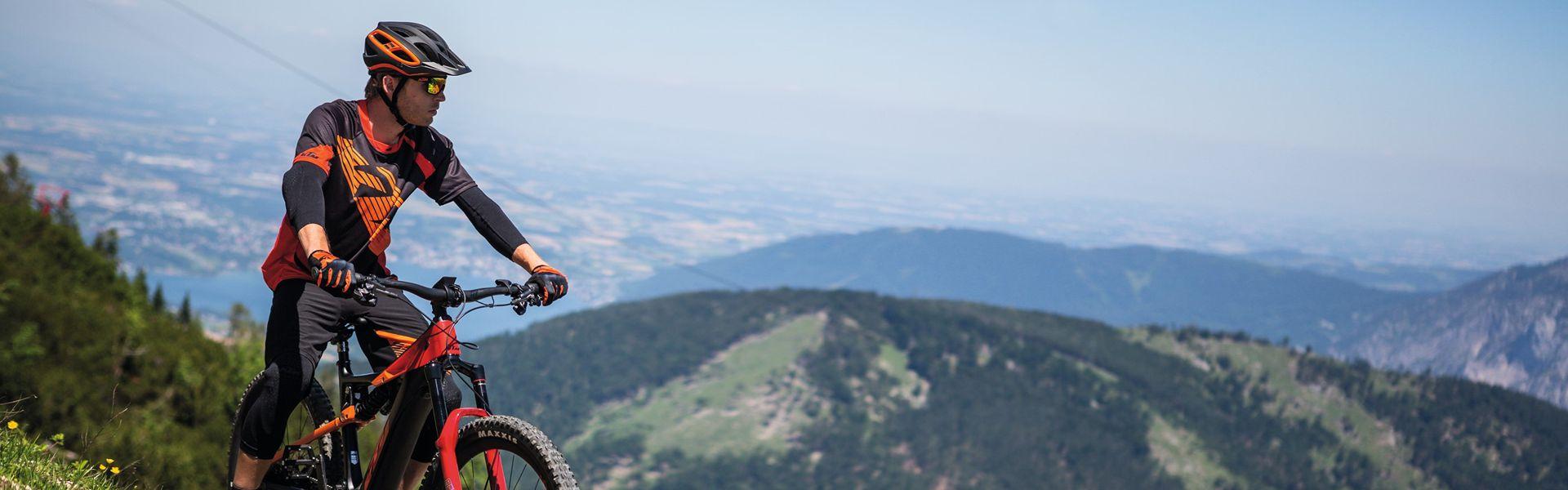 KTM mountainbike kerékpárok