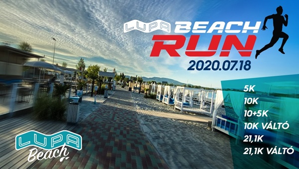 1. Lupa Beach RUN