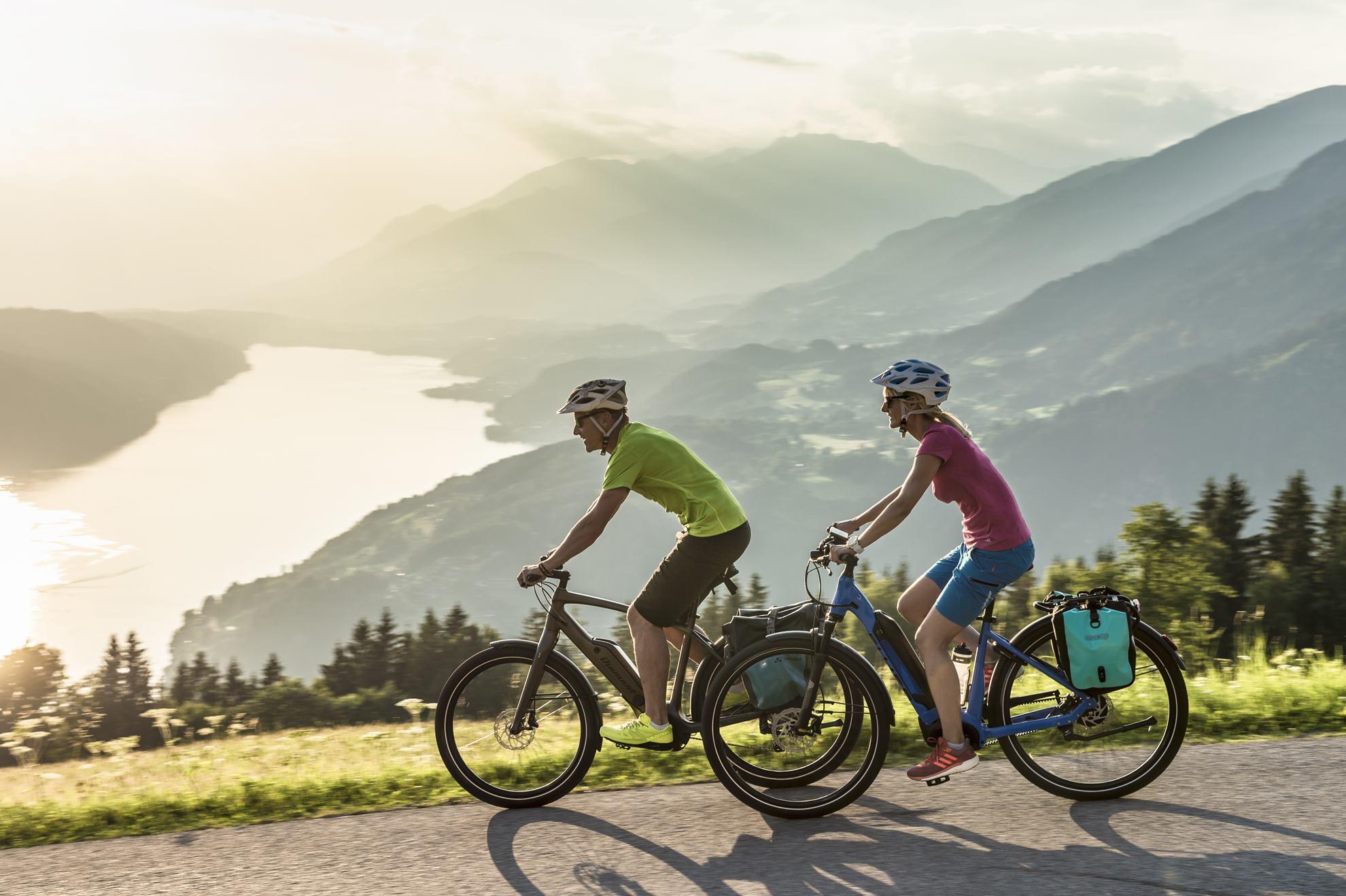 Túrakerékpározás az Alpok déli oldalán-1
