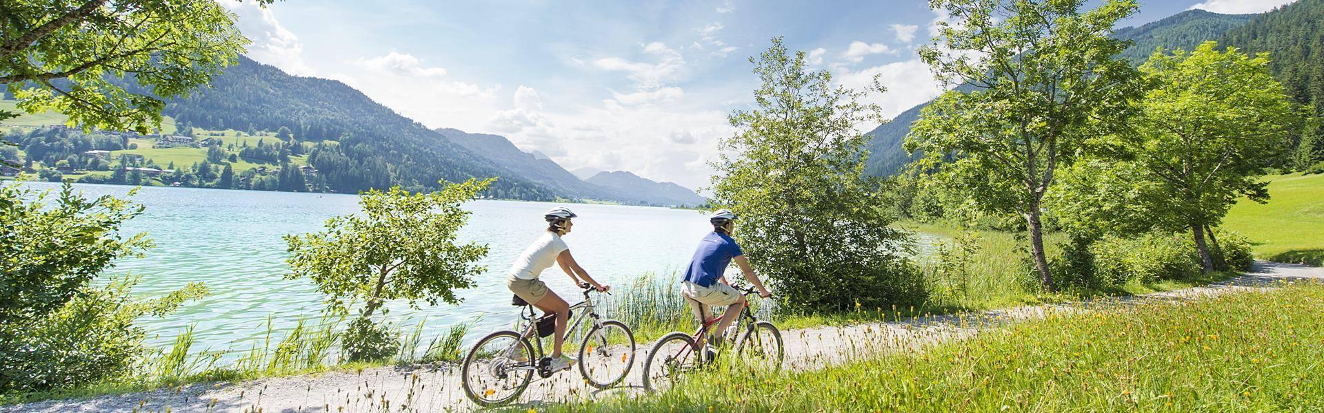 Túrakerékpározás az Alpok déli oldalán