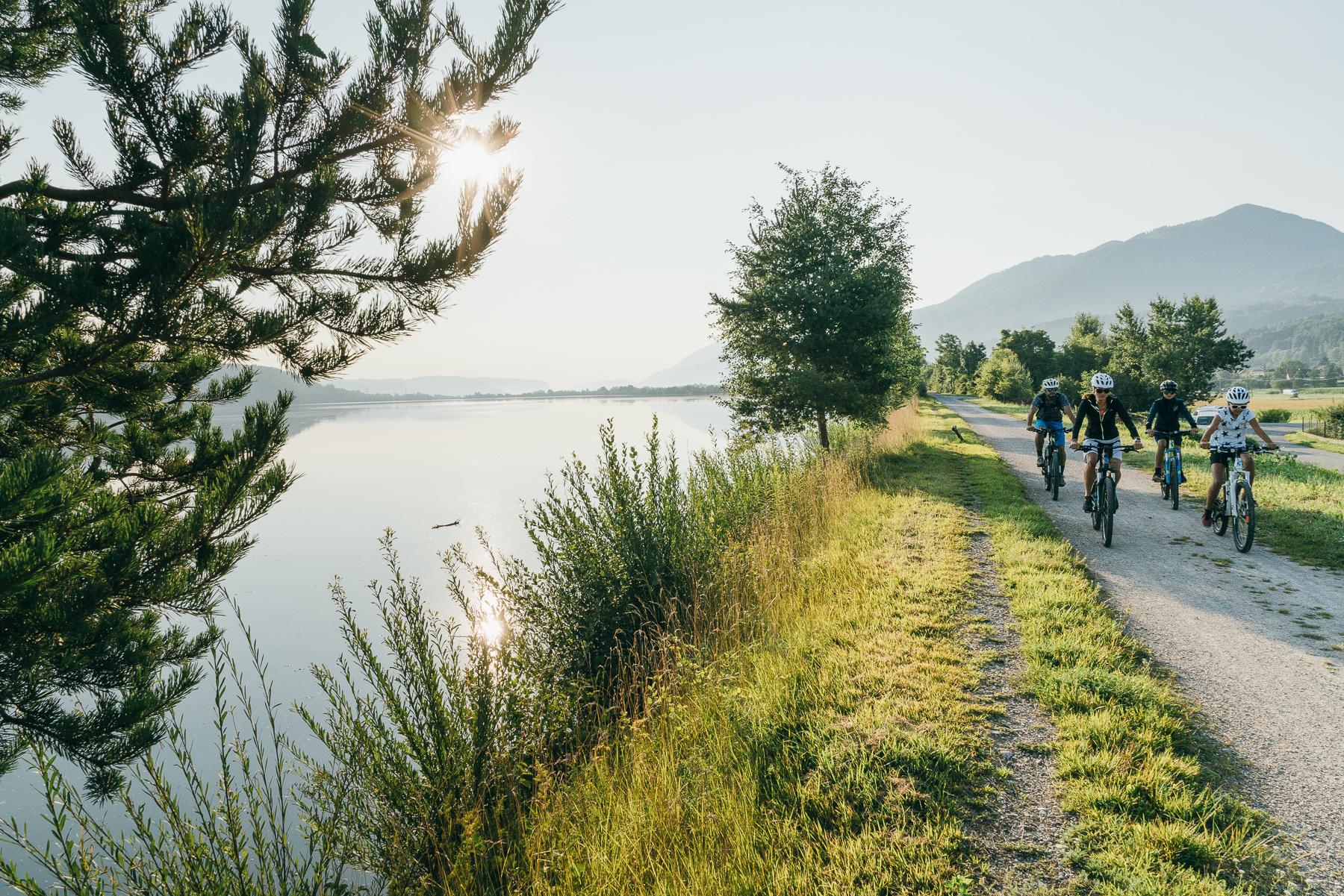 A Dráva menti kerékpárút: Alpok, tavak, folyók-2